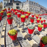 Eric JACOB Paysages Jardin éphemères 2016